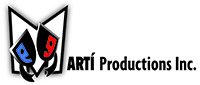 Marti Productions Logo